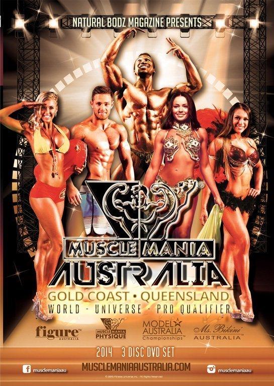 Musclemania Australia