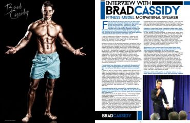 Brad Cassidy Fitness Motivator