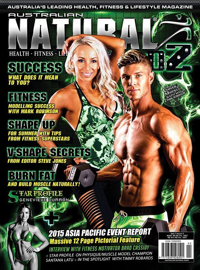 Natural Bodz Magazine Vol 7 Issue 3