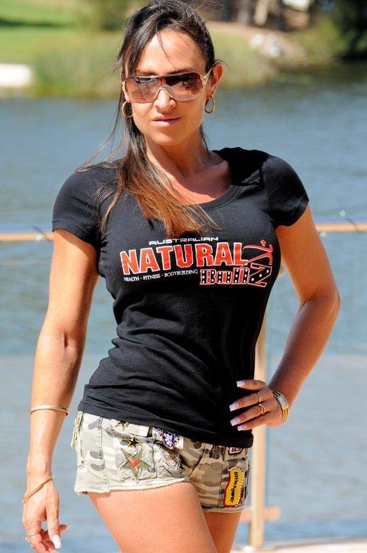 Natural Bodz Womens T shirts