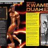 Natural Bodz Star Profile Kwame Duah