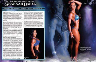 Shannah Baker Natural Bodz Magazine