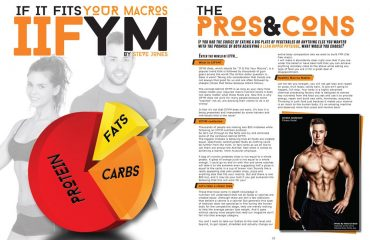 Natural Bodz Magazine Vol 7 Issue 2 IIFYM Pros and Cons